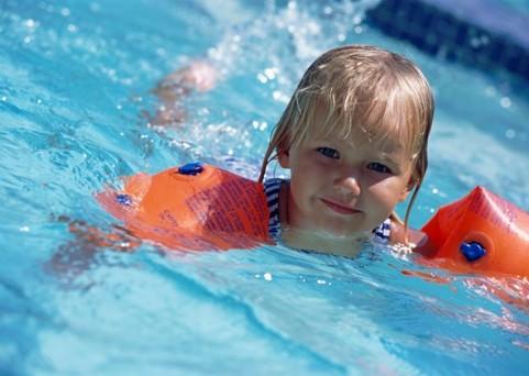 Subtropisch zwembad