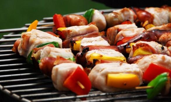 Barbecue - Le Ciel et La Roche