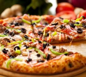 Pizza-iets gaan eten-Le Ciel et La Roche
