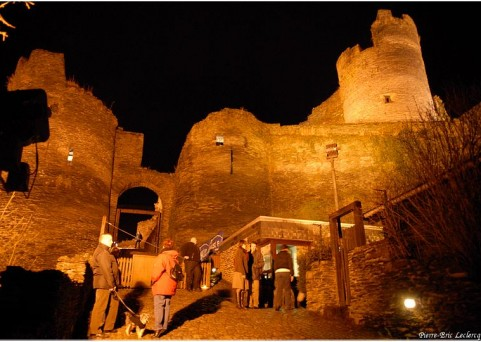 Feodaal kasteel van la Roche