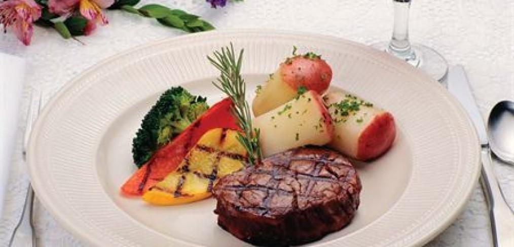 haute cuisine-iets gaan eten-Le Ciel et La Roche