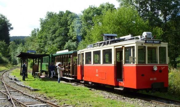 De Toeristische Tram van Aisne